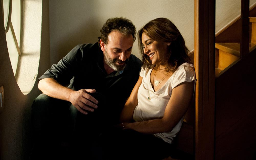 Com Marco Ricca no filme Os amigos, outra estreia deste ano