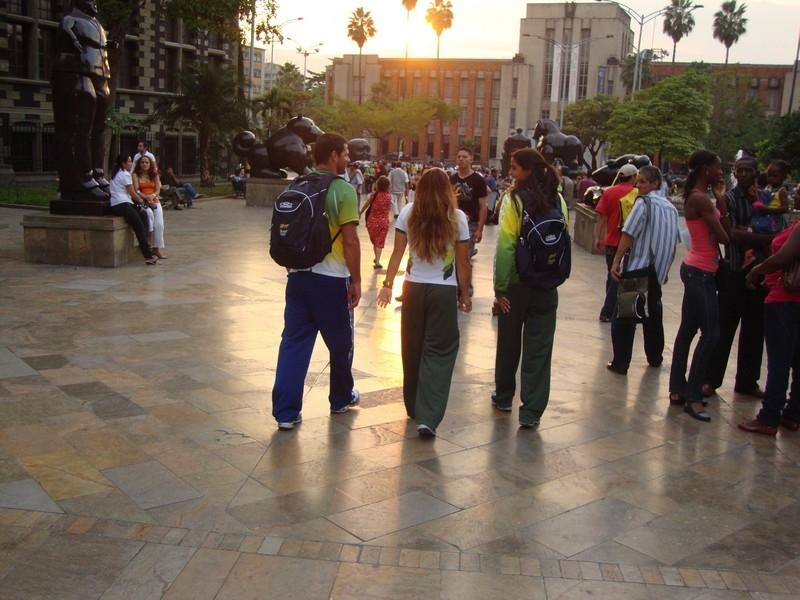Praça de Botero