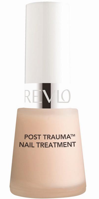 Revlon Post Trauma Nail Treatment, R$46,63: esmalte de tratamento que aumenta em 100% a hidratação das unhas – Revlon 0800-7733450