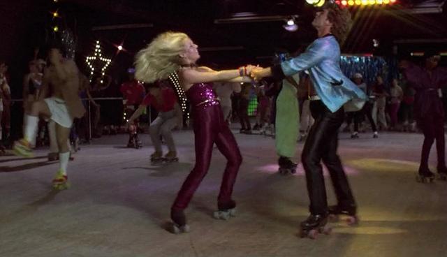 As roller discos, febre nos anos 70