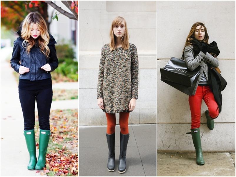 Sobre calça ou meias coloridas, elas ganham destaque e colorem os pés
