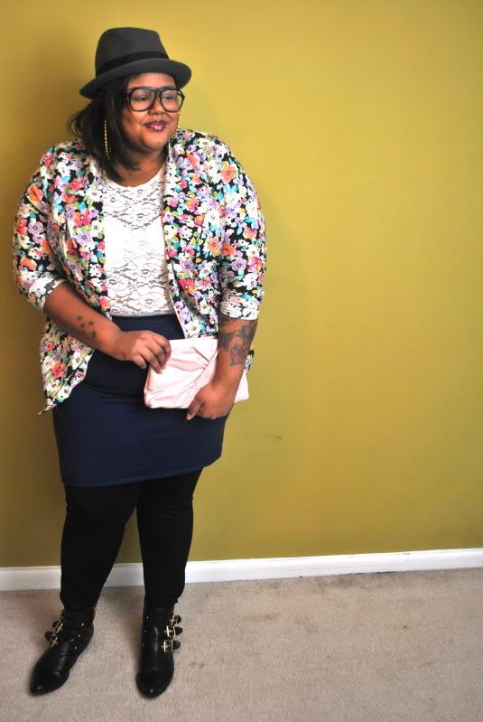 Tiffany Tucker, do Fat Shopaholic, também de Chicago