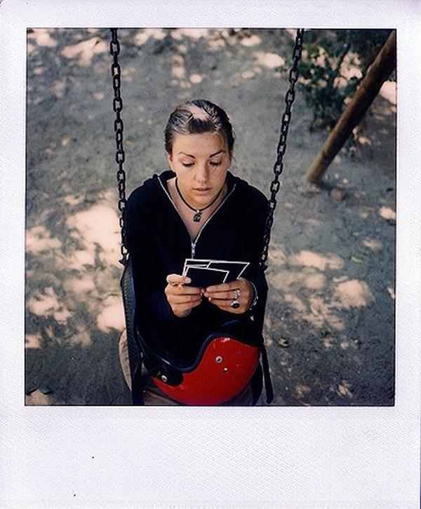 Em 2000, quando morava na África do Sul