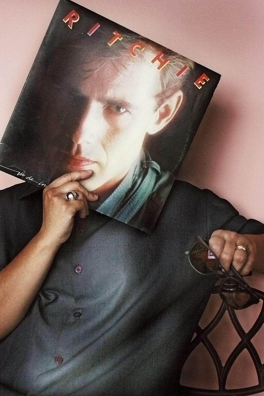 3. Ritchie, Voo de Coração, 1983: Este LP talvez seja um dos discos de rock nacional que mais ouvi na vida. Acho o repertório muito bom, não foi à toa que vendeu demais na época