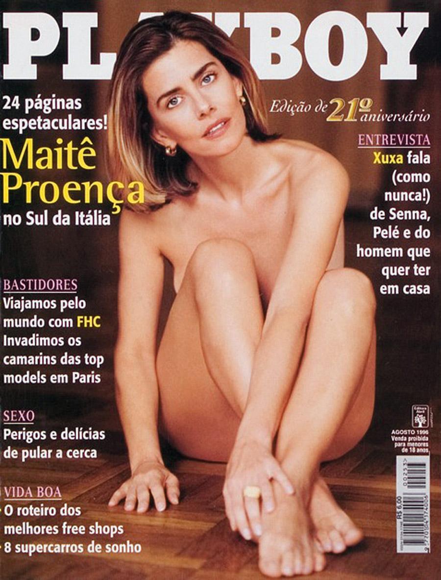 A capa de Maitê Proença: Esse trabalho mudou minha vida como fotógrafo de nu