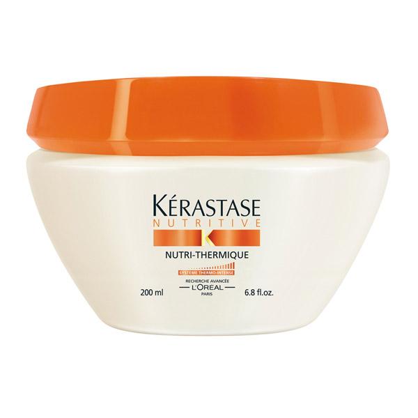 4 • Kérastase Nutri-Thermique, R$ 117: promete nutrição mais duradoura e age na fibra capilar com o uso de água quente. Kérastase 0800-7017237