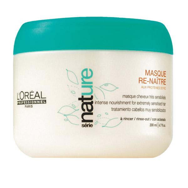 16 • L'Oréal Professionnel Série Nature Masque Re-Naître, R$ 85: recupera a força e a vitalidade dos cabelos muito enfraquecidos e sensíveis. L'Oréal Professionnel 0800-7017237