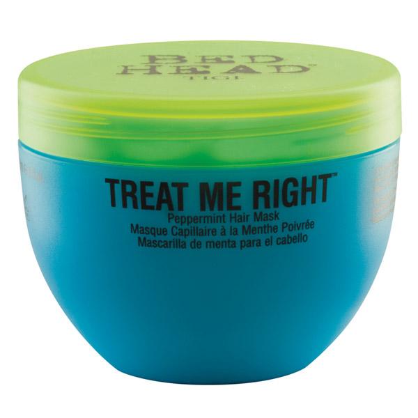 3 • Tigi Bed Head Treat me Right, R$ 118,50: para todos os tipos de cabelo, a máscara de menta acalma e refresca o couro cabeludo, além de hidratar e proteger a cor. Aeger ProHair 0800-7099440
