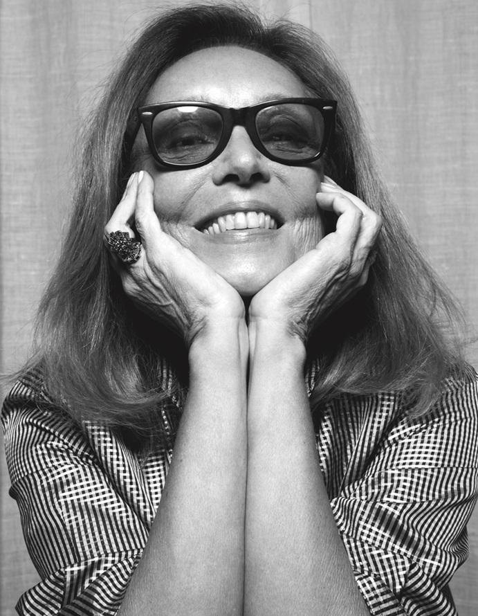 Maria Lucia Dahl, nos dias  de hoje, em retrato para a Tpm