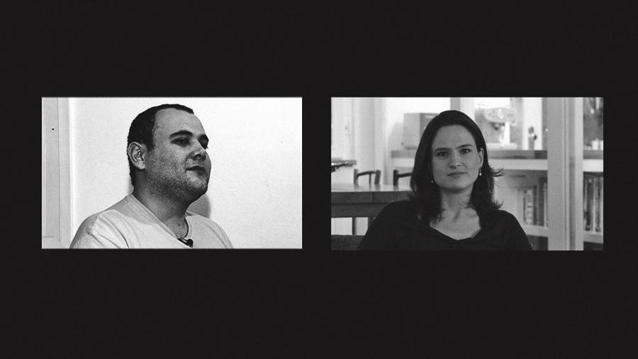 Cena real: Marcelo, na cadeia, contou sua história à cineasta