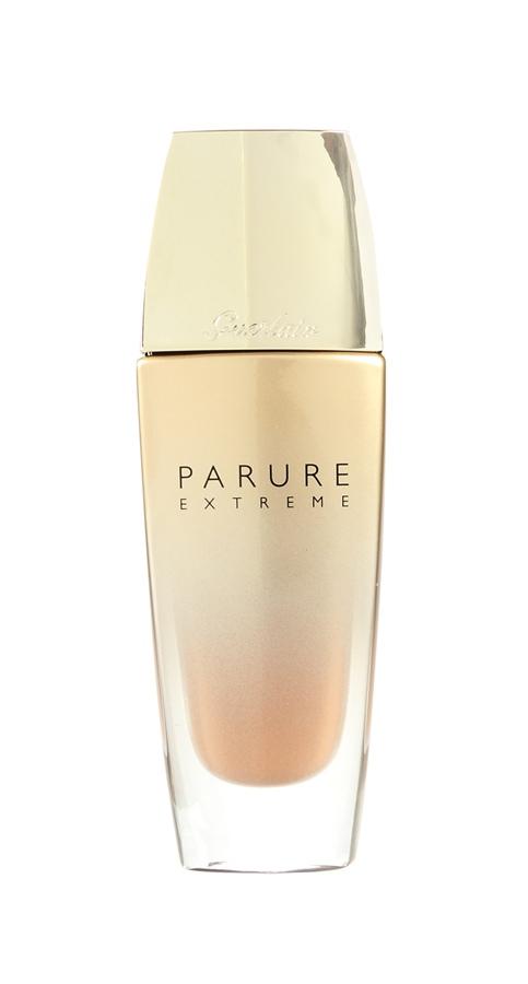 Guerlain Parure Extreme, R$ 224: é resistente à água e possui componentes que ajudam a suportar diferenças climáticas, garantindo longa duração sem retoques. Guerlain 0800-7043440