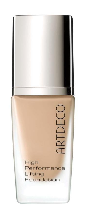 ARTDECO High Performance Lifting Foundation, R$ 149: proporciona a sensação de pele acetinada, além de deixá-la mais firme e homogênea. ARTDECO 0800-7733450