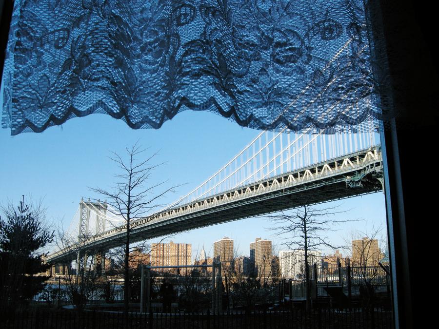 Do outro lado da ponte