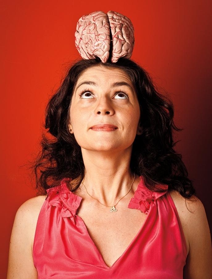 """Suzana Herculano - """"O cérebro muda quando você recebe carinho. Os sistemas de resposta ao estresse se acalmam"""""""