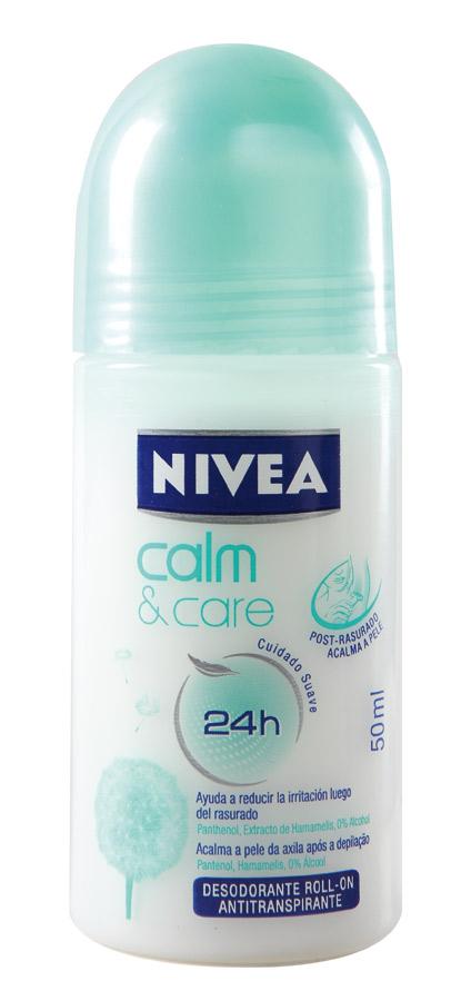 """Longa duração? """"Desde sempre uso desodorantes da Nivea, principalmente porque existia uma versão sem perfume. Mas, como tudo que é legal acaba, o sem perfume deixou de ser fabricado e tive que me acostumar aos com cheiro. Até que descobri o Calm&Care, da Nivea, que tem um cheirinho suave. E, segundo o release: """"Ajuda a regenerar a pele e a reduzir a irritação das axilas"""". Ainda não acordei dizendo: """"Nossa, minha axila acordou regenerada"""", mas percebi minha pele menos irritada. Por precaução, já comprei dois para estocar. Vai que dura pouco, né?"""" (Loo) - R$ 5,80 - Vai Lá: 0800-7764832"""