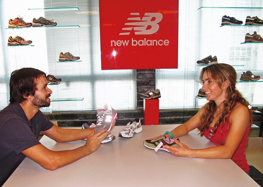 """11h: """"Reunião com a New Balance, que é minha patrocinadora nas corridas de aventura"""""""
