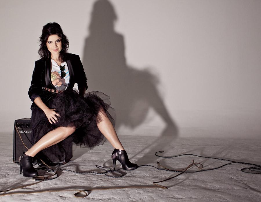 Roberta Medina: ela faz rock