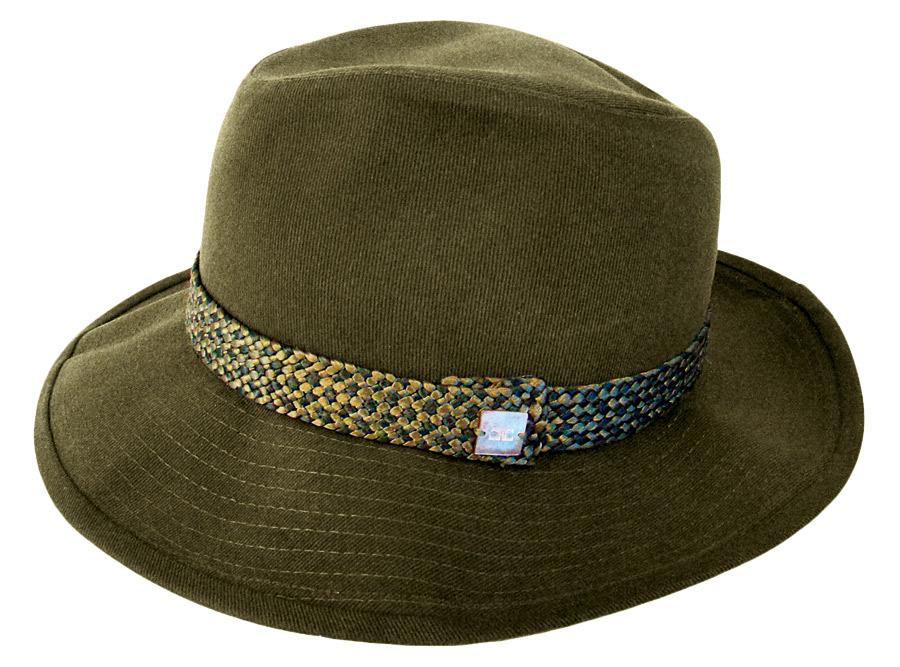 5. Chapéu de sarja R$ 387