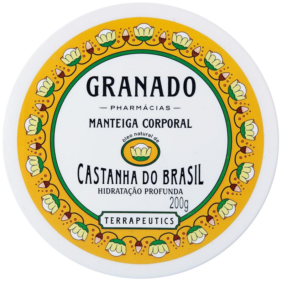 7. Granado Manteiga Corporal Castanha do Brasil l R$ 22: fórmula que impede a perda de água da pele e não deixa aspecto gorduroso. Granado: 0800-9406730