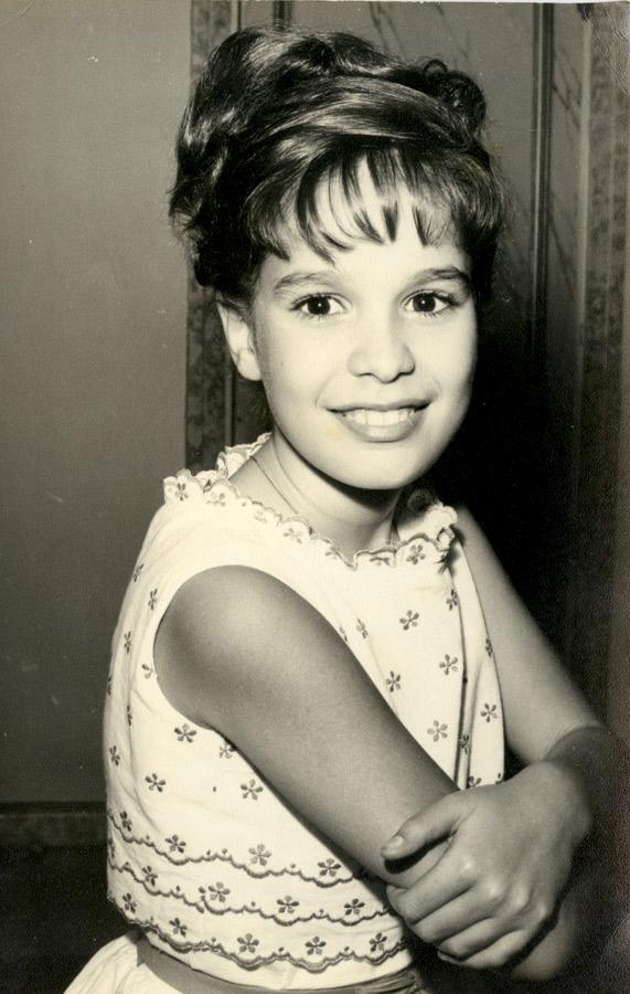 Mary no aniversário  de 11 anos