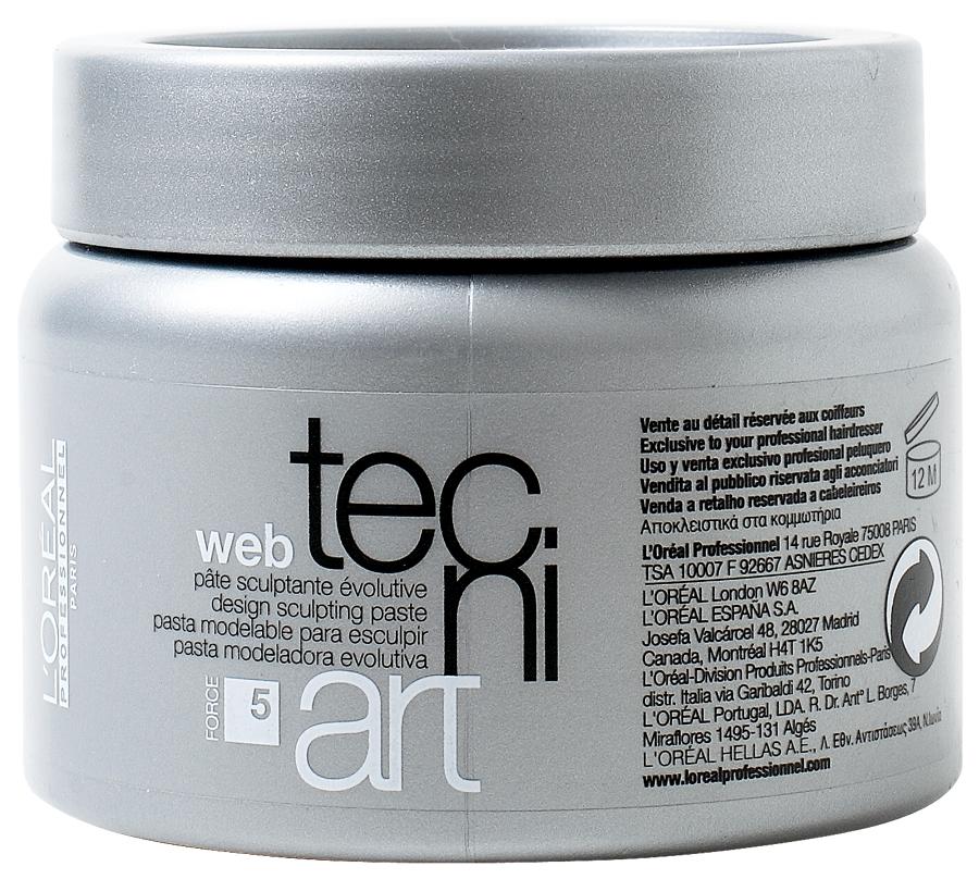 4. L'Oréal Web Tecni Art, R$ 99,57: com textura suave, deixa o penteado com aparência natural.  L'Oréal 0800-7017237