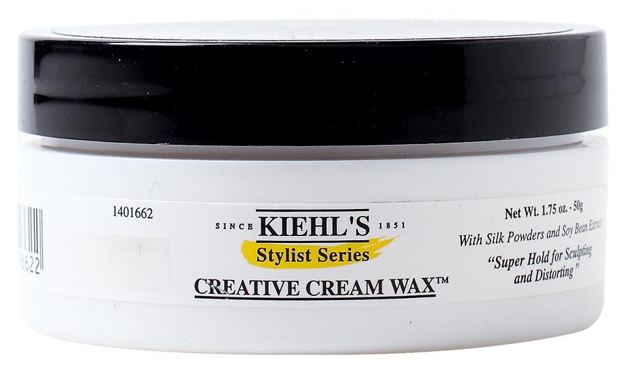 13. Kiehl's Creative Cream Wax, R$ 68: pode ser usado nos cabelos úmidos ou secos  e para retocar o penteado quantas vezes for necessário.  Kiehl's 0800-7228883