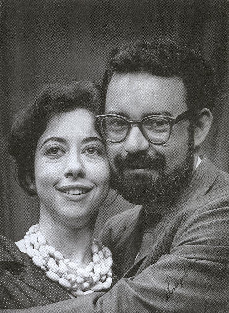 Com o marido, Fernando Torres,  que morreu  em 2008