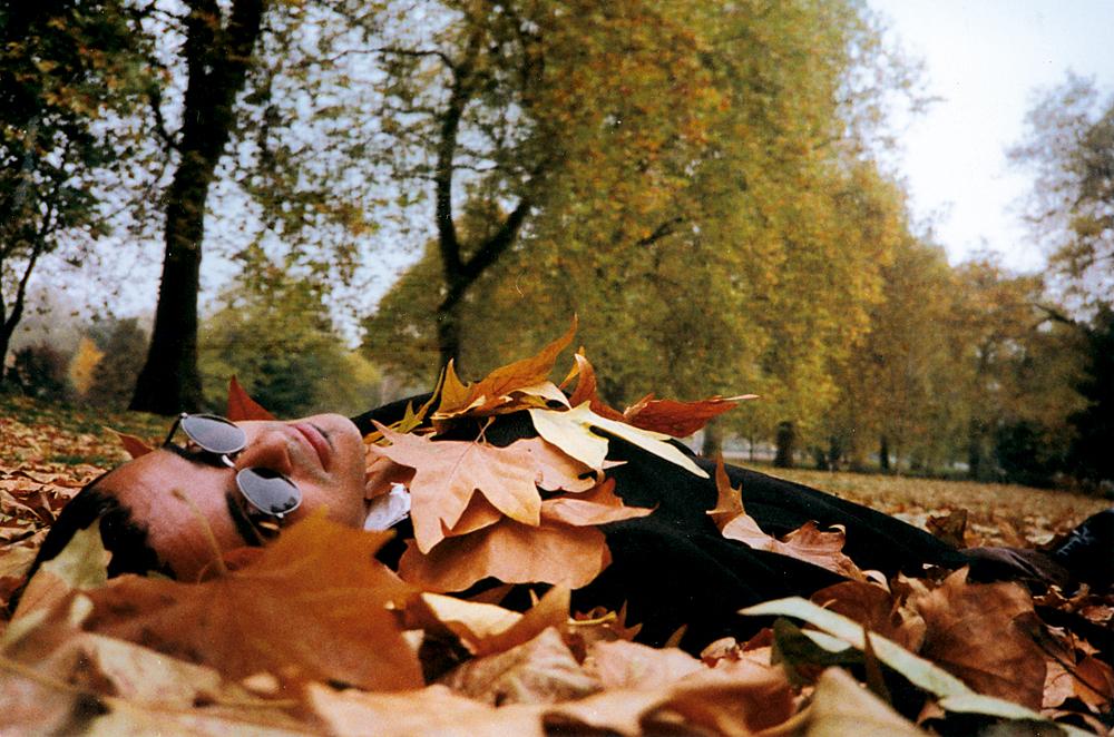 """Em Londres, """"a cidade mais performática do mundo"""", em 1994"""