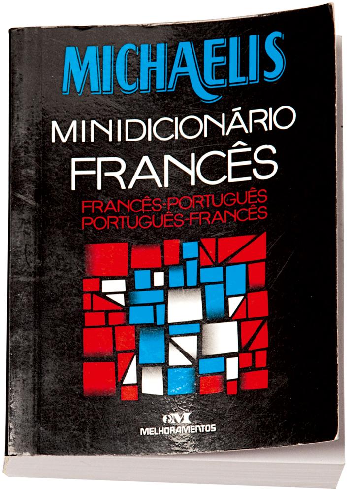 """Dicionário Português-Francês """"Francês é importante para assuntos relacionados ao vinho."""""""