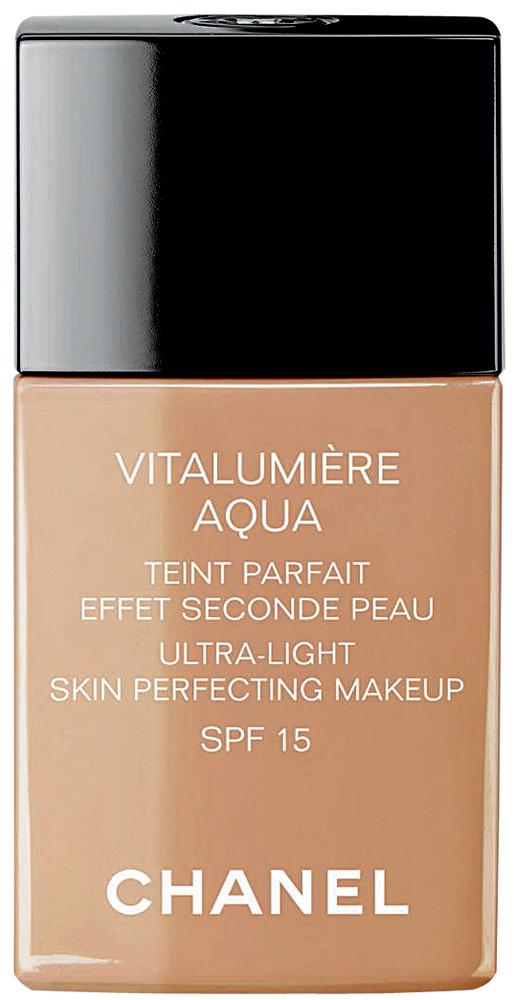 base Vitalumière Aqua Chanel R$ 180
