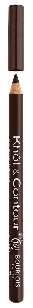 lápis  marrom  Bourjois  R$ 38,90