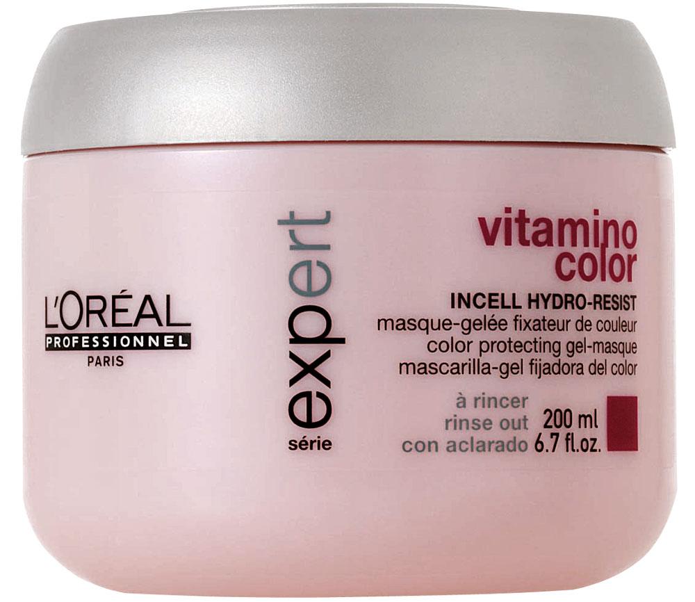 """Truque - """"Gosto da máscara Vitamino Color,  da L'Oréal Professionnel. Uso todo dia como condicionador, porque ela hidrata mais e meu cabelo é muito seco – além de o spray ressecar os fios"""""""