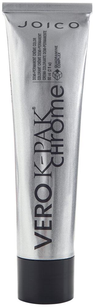 9. Vero K-PAK Chrome, preço sob consulta: é de rápida aderência, não clareia o pigmento natural dos cabelos nem danifica os fios (feita somente em salão). Joico  (11) 2770-3770