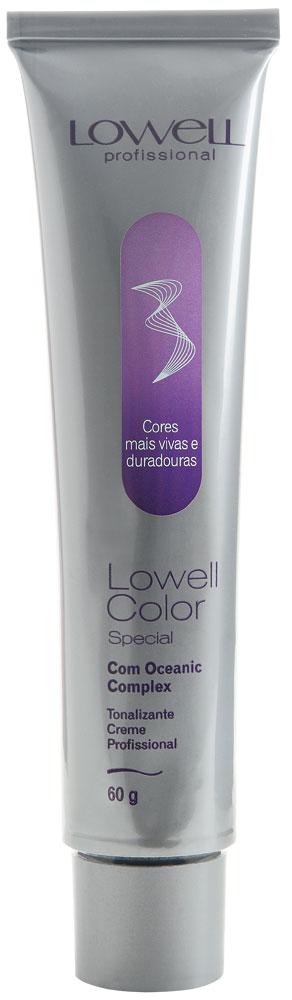 8. Color Special, preço sob consulta: não provoca coceira e tem ativos que protegem  o cabelo do calor  do secador (feita somente em salão). Lowell Professional  0800-7728040