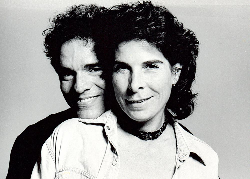 """Kika e o atual marido, o músico Arnaldo Brandão: """"Se não tivesse deixado o Raul, não estaria vivendo com o amor da minha vida"""""""