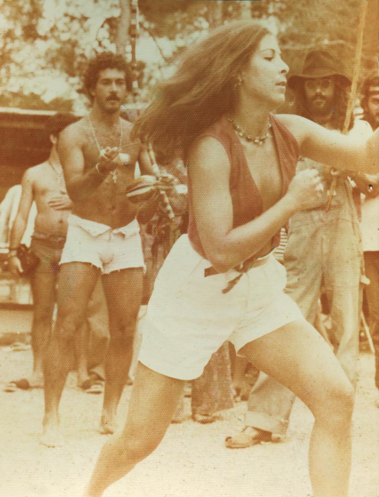 """Em julho de 76, jogando capoeira em Ibiza: """"Essa foi a fase mais gostosa da minha vida"""""""