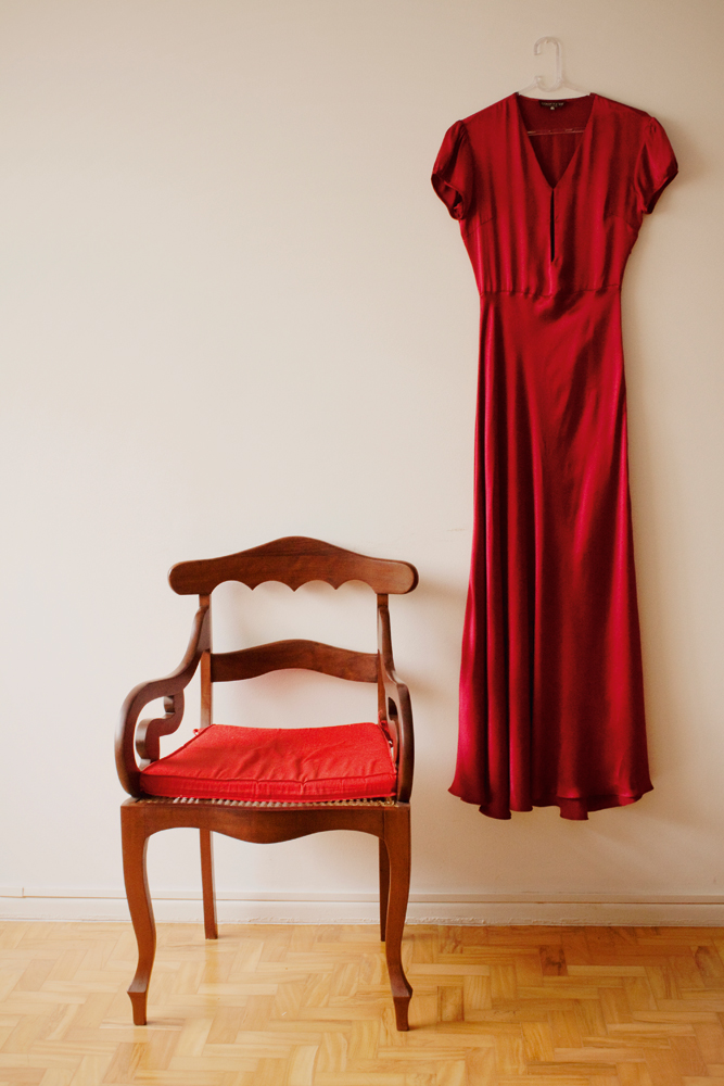 Vestido D'arouche R$ 1.350