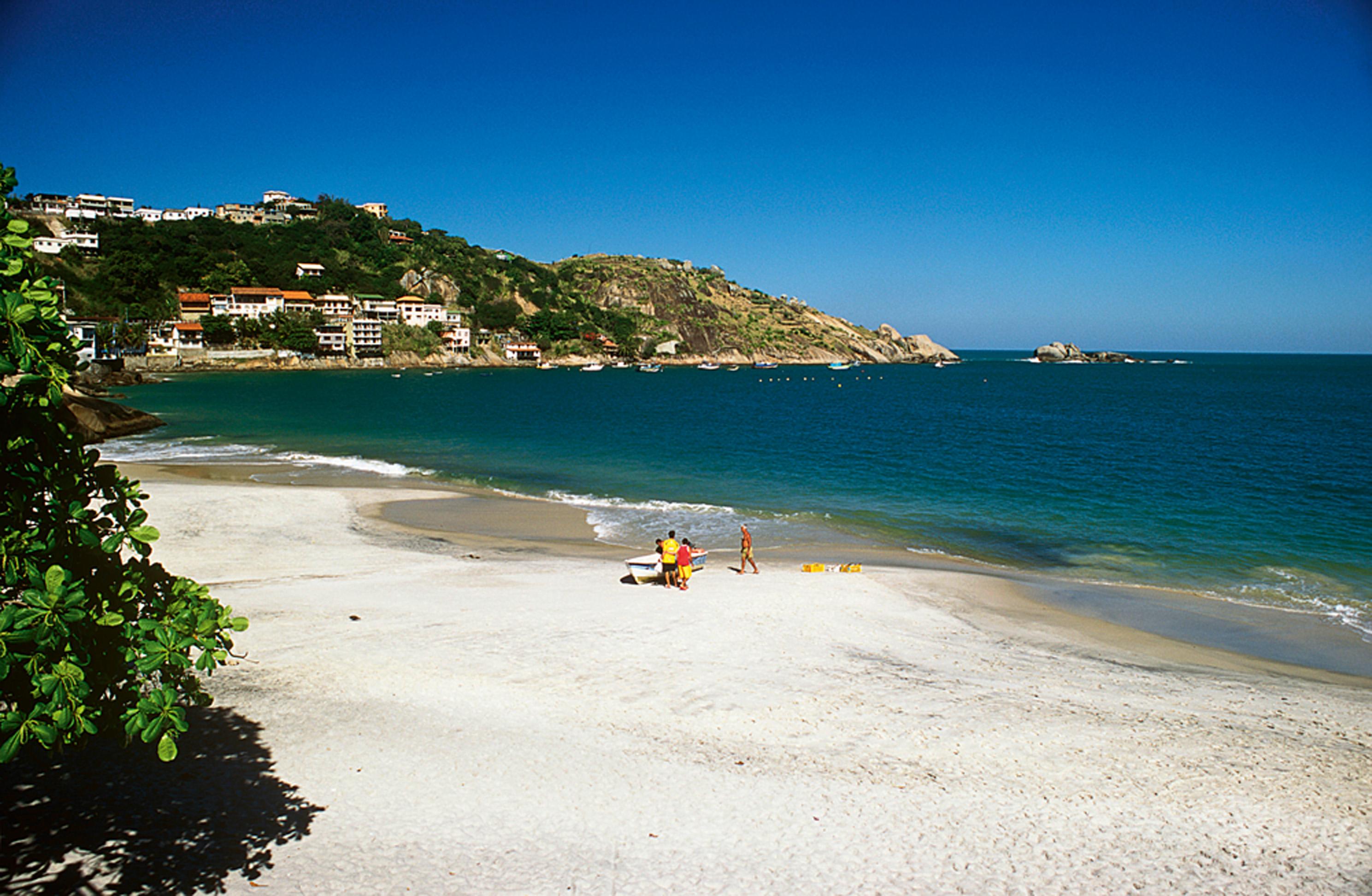 Barra de Guaratiba, Rio de Janeiro - É uma praia fantástica e pouco conhecida no Brasil. Os restaurantes que servem frutos do mar lá são demais. Tudo muito fresco