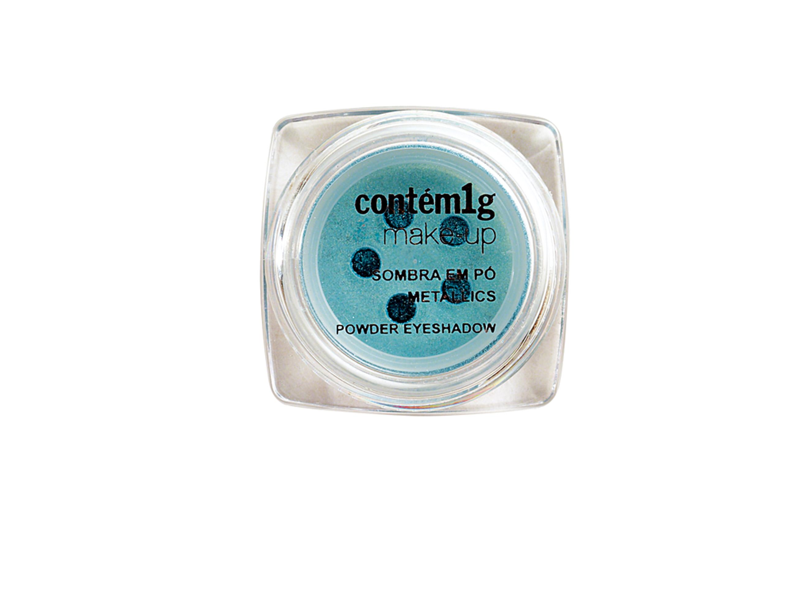Opção de produto: Sombra Contém 1g  Lazuli R$ 23