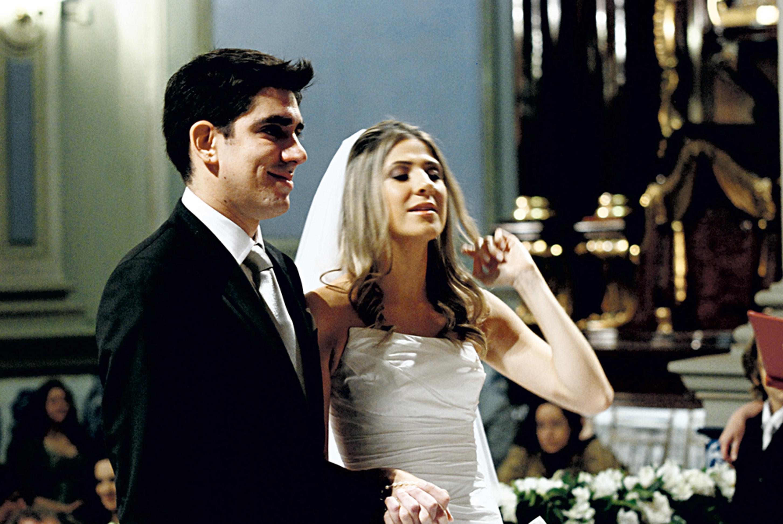 Momento não perfeito do casamento com Marcelo Adnet, em 2010