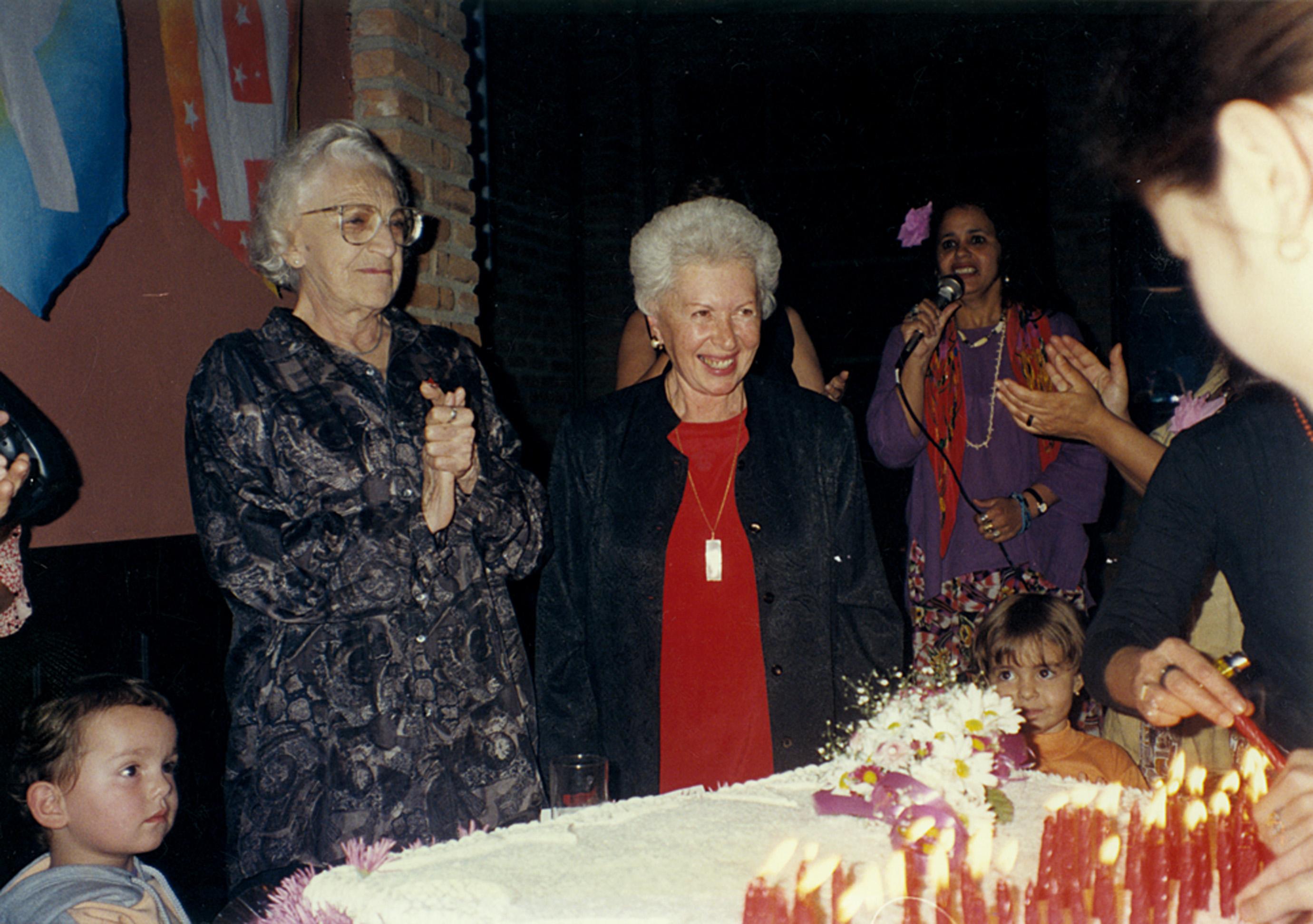 comemorando 70 anos e o aniversário do PT