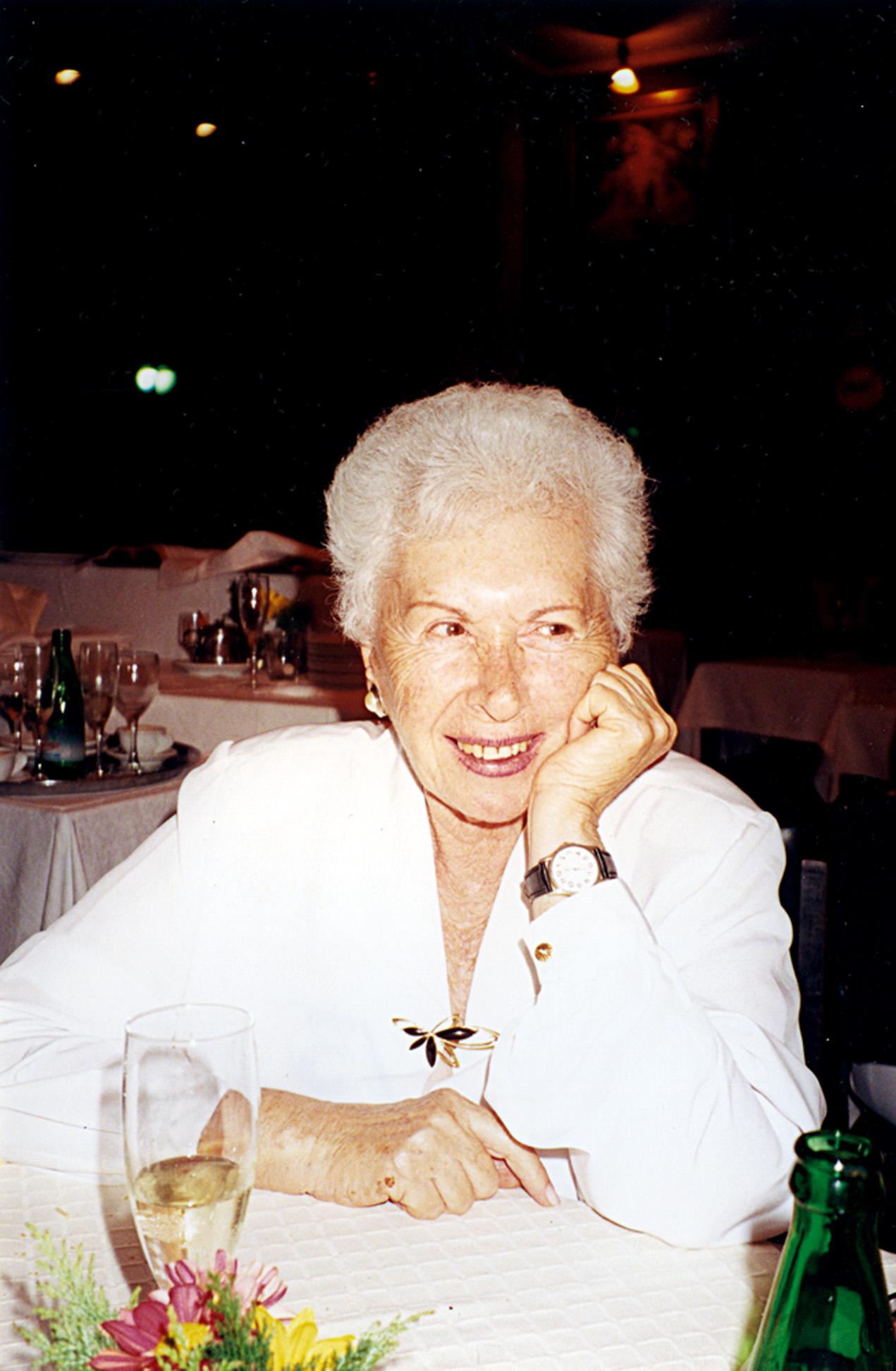 no aniversário de 80 anos