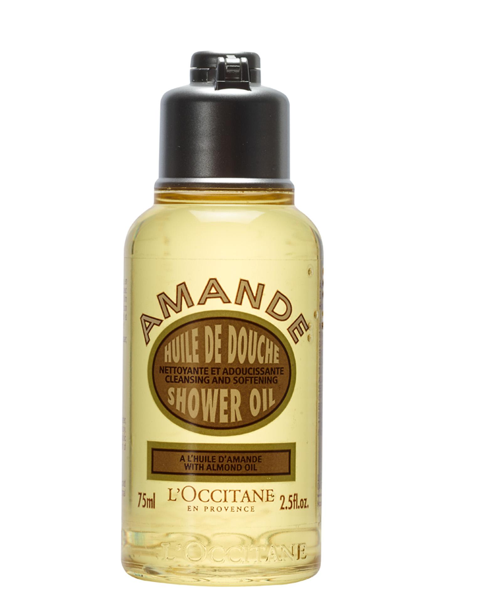 """Cheirinho bom  """"A L'Occitane, uma das minhas marcas favoritas, tem o cuidado de usar produtos naturais em suas linhas. Amo o shower gel"""""""