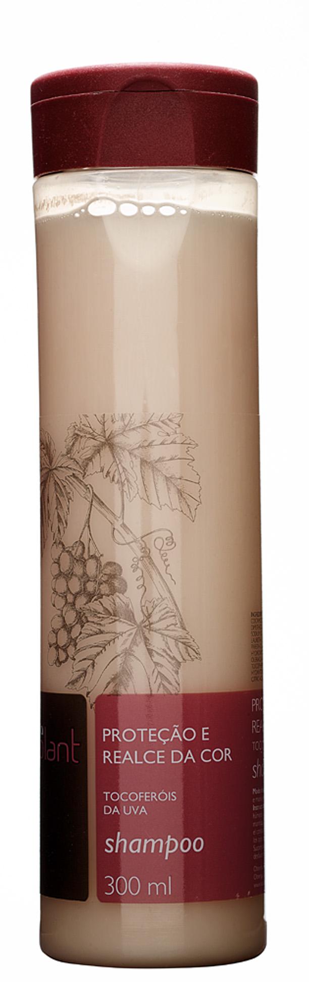 Plant, R$ 10,60: trata e recupera os fios danificados pela ação química de tinturas, protegendo e realçando a cor. Natura 0800-115566