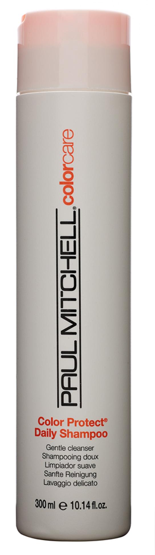 10. Color Protect Daily Shampoo, R$ 43,50:  dá força e elasticidade aos cabelos, protegendo-os dos raios solares. Paul Mitchell (11) 5188-0088