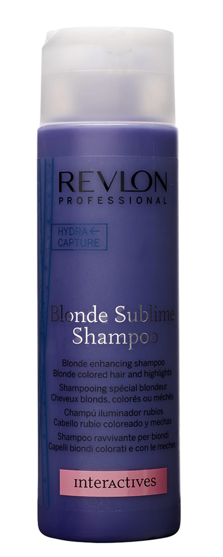 Blonde Sublime, R$ 54: realça a intensidade e a luminosidade da cor. Indicado para cabelos descoloridos, grisalhos e brancos. Revlon (11) 3052-1414