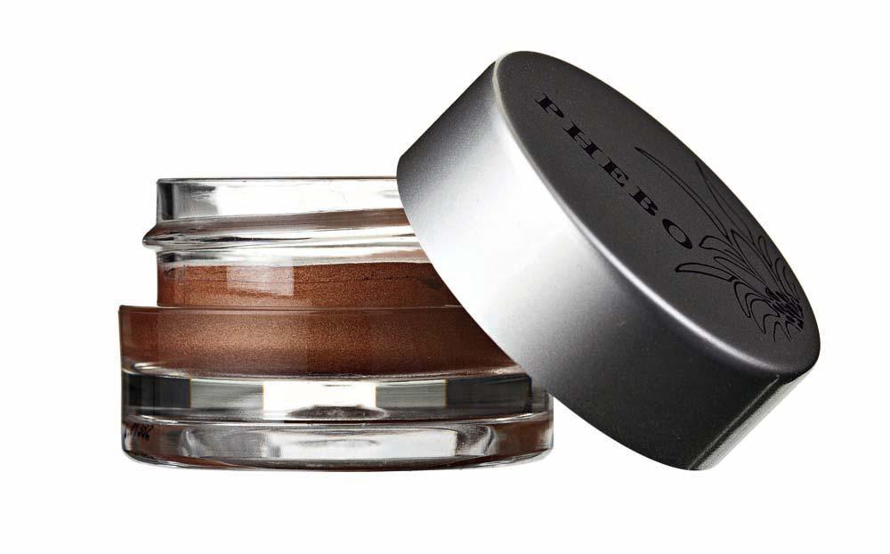 Opção de produto: Sombra cremosa perolada Phebo R$ 32