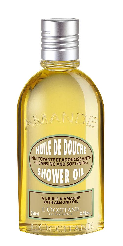 """""""Sou meio desligada  de cosméticos em geral, mas gosto de cuidar da pele. O Amande,  da L'Occitane, deixa um toque sedoso e um cheirinho bom"""""""