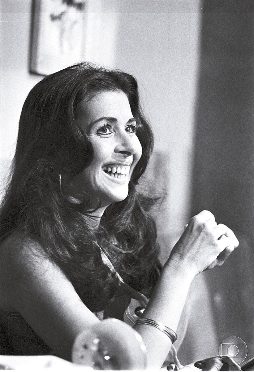 Na primeira versão de Pecado Capital, em 1975. Betty interpretou a operária Lucinha, protagonista da trama