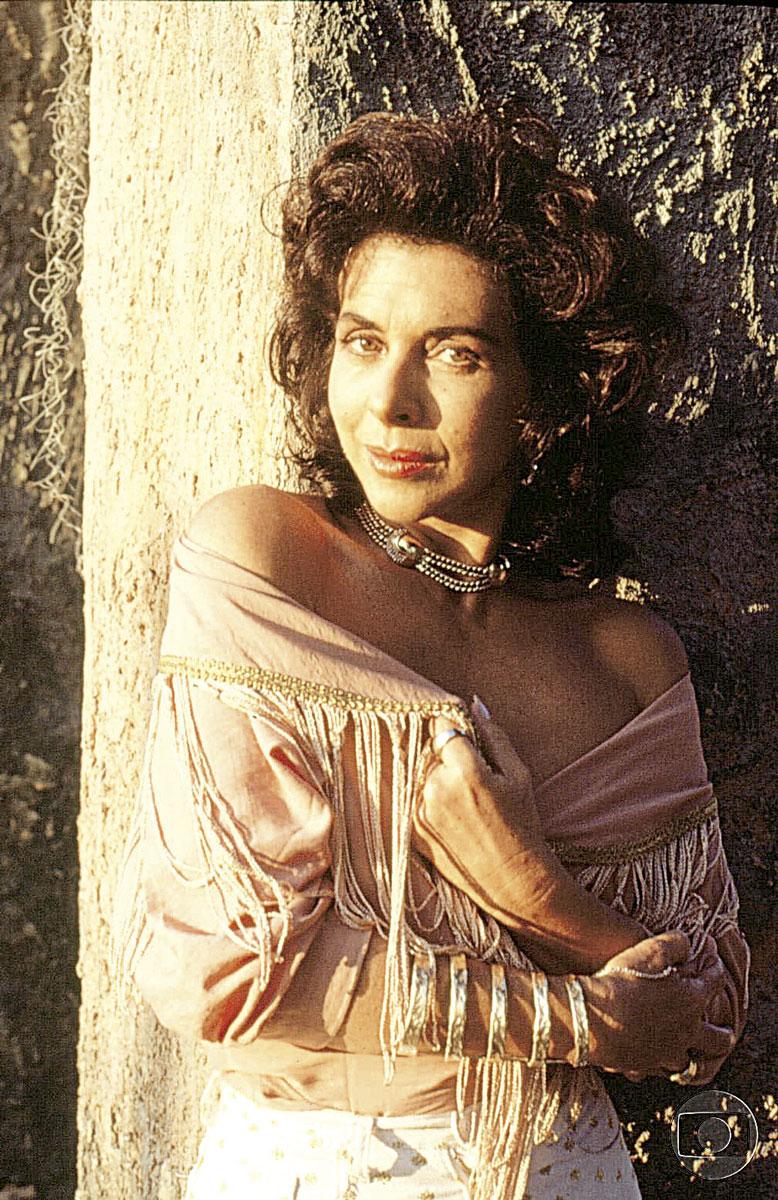 Tieta (1989), um grande marco de sua carreira